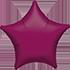Star Burgundy